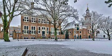 Altes Rathaus Hellevoetsluis von Bob de Bruin