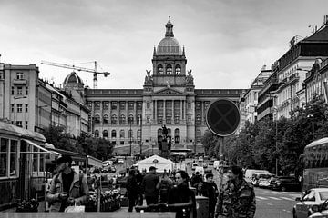 Prag, Tschechische Republik von Amy Verhoeven
