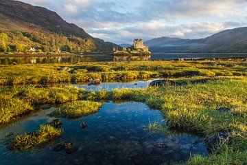 Schots kasteel von Berend-Jan Bel