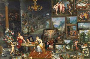 Sehen und Riechen, Jan Brueghel und Peter Paul Rubens