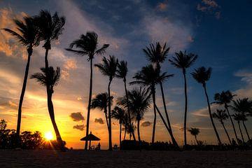Sentosa Sunset van