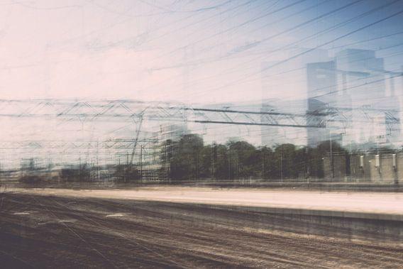 Bewegende stad