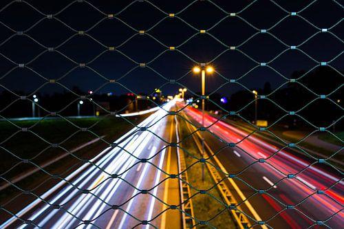 Barriere en Chaos von Ricardo Stoelwinder