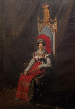 Carlota Joaquina, Reine du Portugal, João Baptista Ribeiro