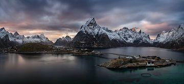 Reinefjorden von Wojciech Kruczynski