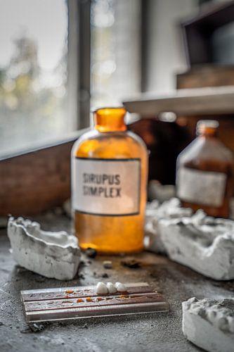 Werktafel tandkliniek Pripyat
