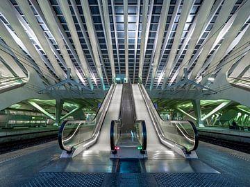 Station Luik sur Gerrit de Groot