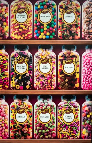 Engels snoepgoed