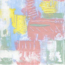 Pays bleu sur ART Eva Maria