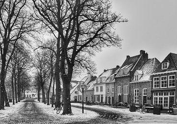 Harderwijkse Vischmarkt, Winter 2018 von Nienke Bot