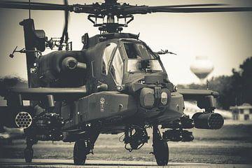 Apache Bad Ass. van Patrick Vercauteren