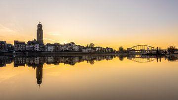 Deventer en de IJssel van Jeroen Kleiberg