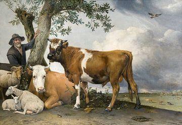 Der Stier - Paulus Potter von