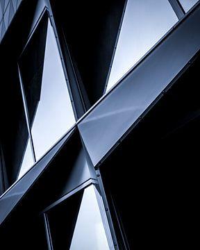 Abstract gebouw