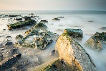 Het strand van Scheveningen - 3 von Damien Franscoise