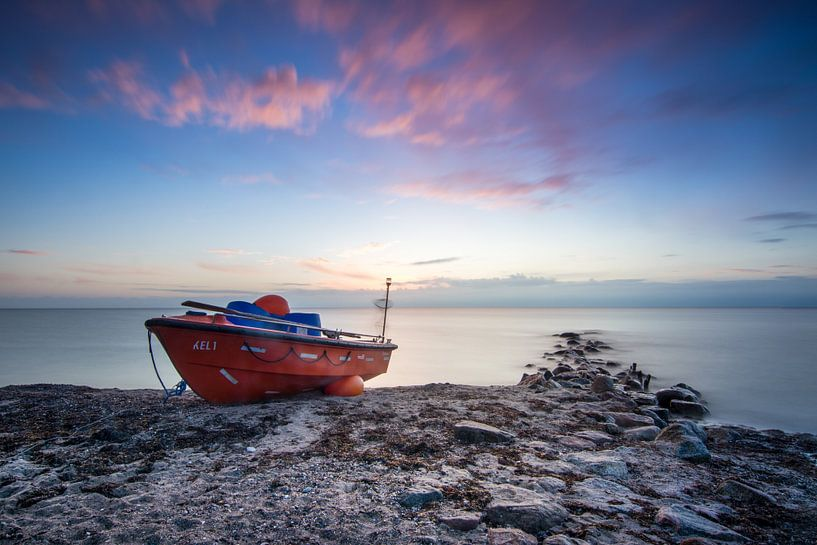 Fischerboot von Sebastian Holtz