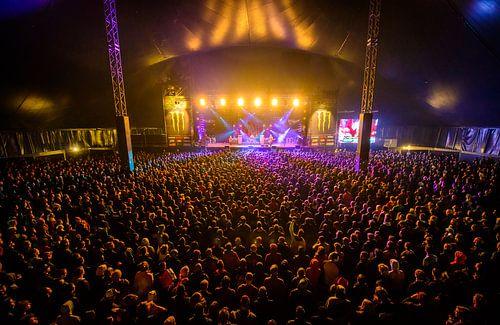 Groezrock 2013 - Bad Religion overview van Joeri Swerts
