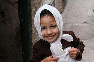 Marokkaans meisje van