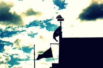 Dutch flag van Francisco de Almeida