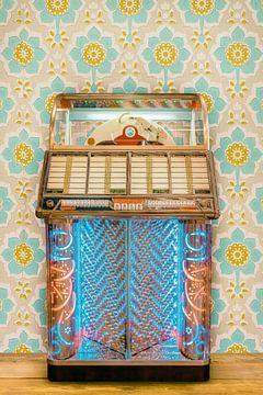 De Vintage Jukebox van Martin Bergsma