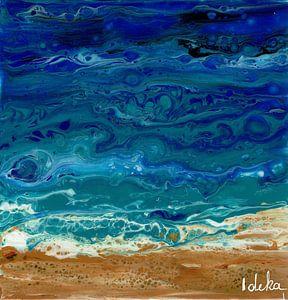 Ozean gießen
