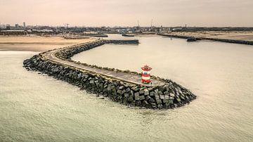 Haveningang Scheveningen van Arthur de Rijke