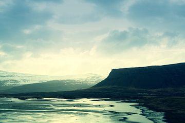 De magische kustlijn van IJsland van Arc One
