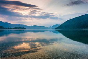 Walchensee Sunrise