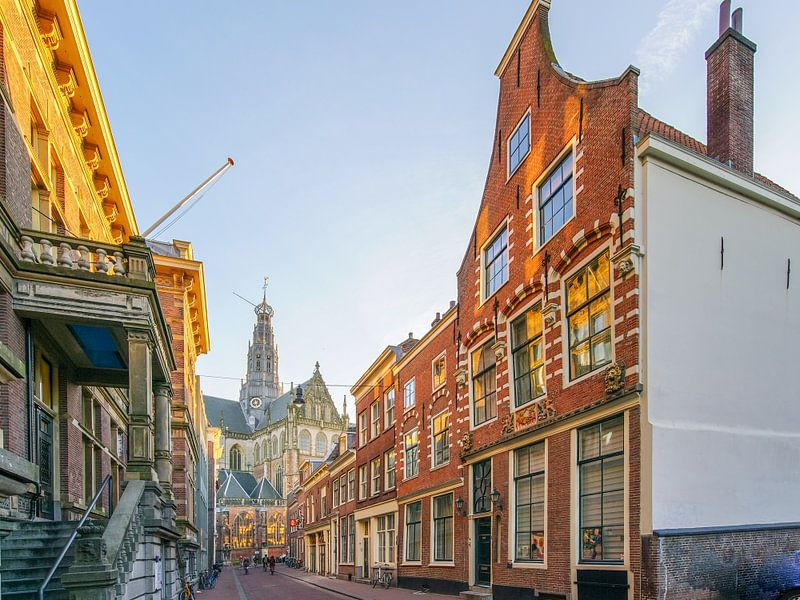 The Beautiful Haarlem sur Dirk van Egmond