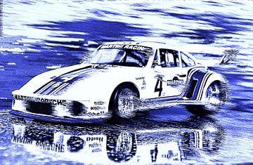 Jacky's 935 ~ Version II ~ Photoworks Jean-Louis Glineur von Jean-Louis Glineur alias DeVerviers
