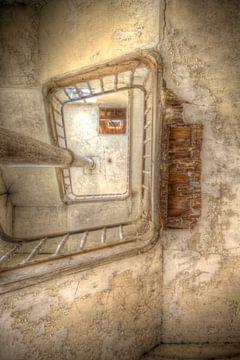 Treppenhaus (Treppe) von peter reinders