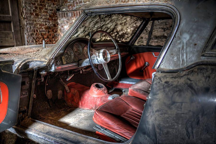 Lost Alfa's van Jack Tet
