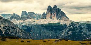 Dolomiten - Drei Zinnen , Tre Cime di Lavaredo von