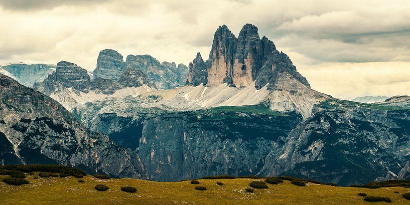 Tre cime de Lavaredo , Drie Pieken , Drei Zinnen van Reiner Würz / RWFotoArt