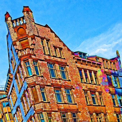 Colorful Amsterdam #101
