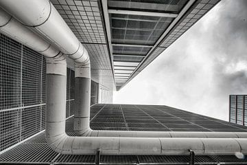 Gebouw de Willemswerf Rotterdam von Pieter van Roijen