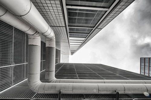 Gebouw de Willemswerf Rotterdam van