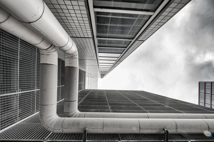 Gebouw de Willemswerf Rotterdam van Pieter van Roijen