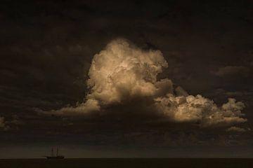 IJsselmeer von Kenneth Stamp