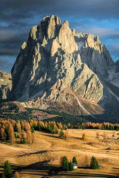 Dolomites, Italie. sur Ramon Stijnen