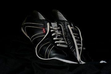 Gebruikte schoenen van Arie-Jan Eelman