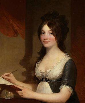 Gilbert Stuart Porträt einer jungen Frau