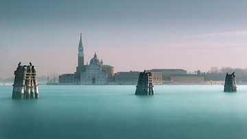 Stille in Venedig von Rudmer Hoekstra