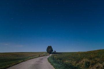 Der Weg in die Nacht von wukasz.p