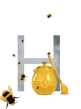 H - Honig von Goed Blauw