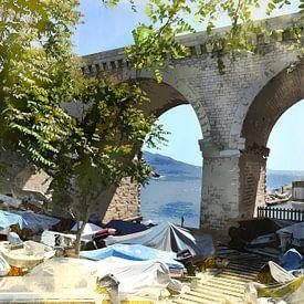 Pont de la Fausse monnaie van Martine Affre Eisenlohr