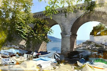 Pont de la Fausse monnaie van