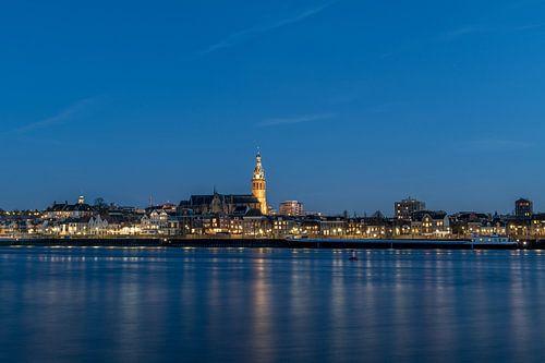 St. Stevenskerk - Nijmegen blauwe uurtje van