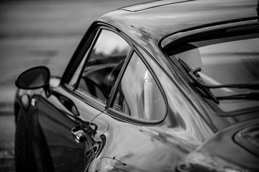 Porsche van Wim Slootweg