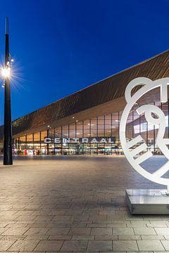 Hauptbahnhof von Prachtig Rotterdam